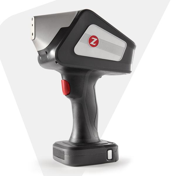 Анализатор металлов SciAps Laser z50