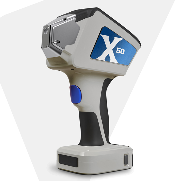 Анализатор металлов SciAps X-50