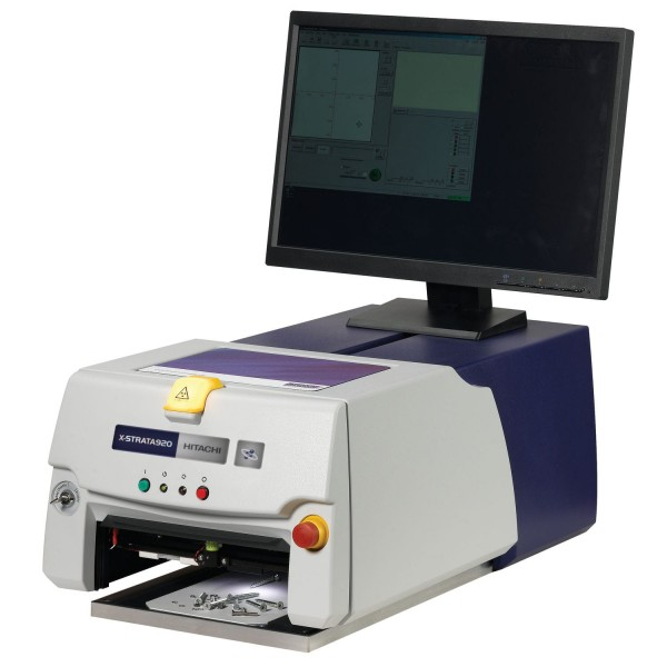 Анализатор металлов X-Strata 920