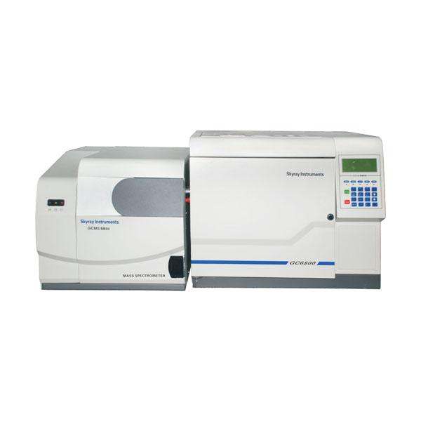 GC-MS 6800 масс-спектрометр и газовый хроматограф