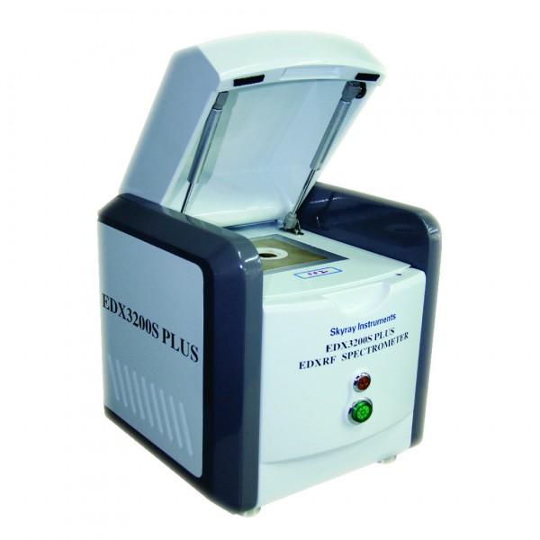 Анализатор металлов EDX3200S Plus